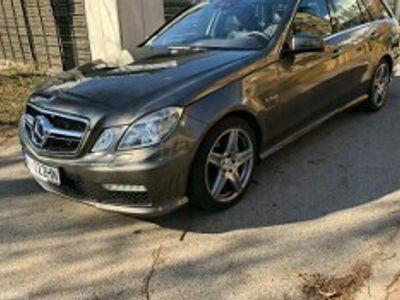 używany Mercedes E63 AMG Klasa E W212COMBI