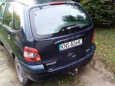 używany Renault Scénic 1.9 dci 102km