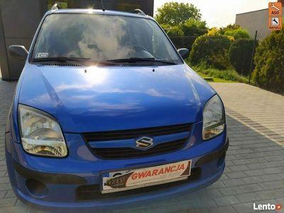 używany Suzuki Ignis 1.3dm 93KM 2006r. 175 000km