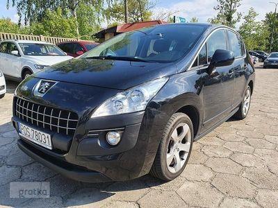 używany Peugeot 3008 I 1,6 eHDI 115 KM Automat Nawigacja Klimatronic Parktronic Zarejestrow