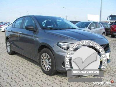używany Fiat Tipo 1.4 16v LPG Sedan 2018r., FV 23%, Gwaran