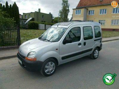 używany Renault Kangoo Opłacony Zdrowy Zadbany Serwisowany Panorama 100 Aut na Placu I (1998-2003)