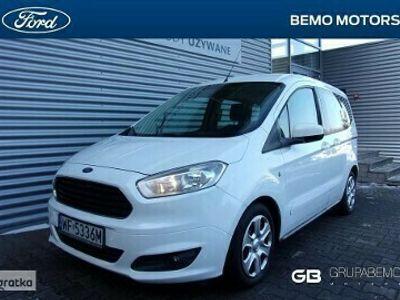 używany Ford Tourneo Courier 1.5 TDCi 75KM Trend Klimatzyacja Tempomat Bluetooth ASO Salon PL 1 w