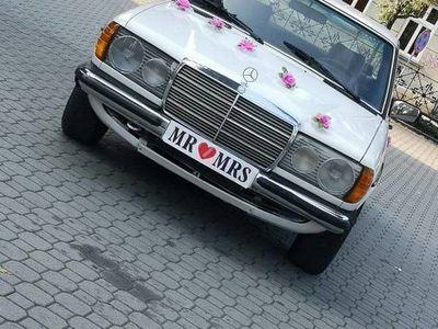 używany Mercedes W114 w123 (nie 115) beczka, ładny stan, zamiana,