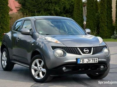 używany Nissan Juke 1.6i(117KM)*125tys.km*Duża Navi*Kamera*Klimatronic*Lakier oryginał*ASO I (2015-2019)