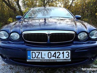 używany Jaguar X-type 2005r K;ima Alu z Niemiec Zarejestrowany 1-Wł