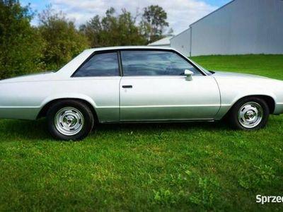 używany Chevrolet Malibu MalibuSILVER 1979 8 CYLINDER BENZ. 137KM 2KM IV (1978-1983)
