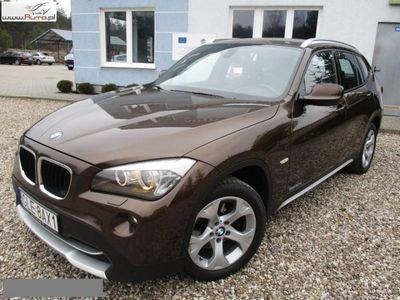 używany BMW X1 2dm 177KM 2012r. 80 000km