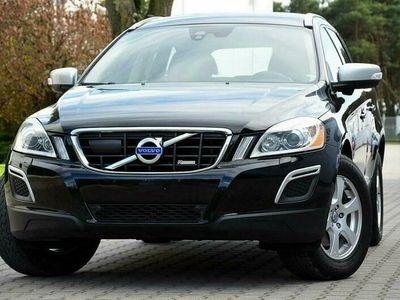 używany Volvo XC60 Czarne Opłacone R-design 2.4D5 Serwis Blis Xenon Navi I (2008-2017)