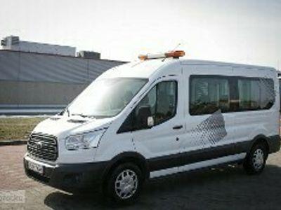 używany Ford Transit VIII Salon Polska*Brygadówka*9 miejsc*Vat23%