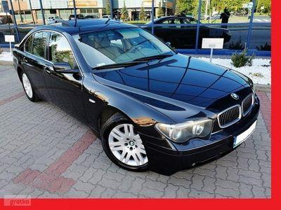używany BMW 730 3dm 218KM 2004r. 308 000km