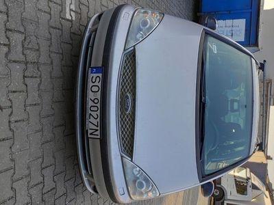 używany Ford Galaxy MK1 2005 przebieg oryginalny 7 foteli