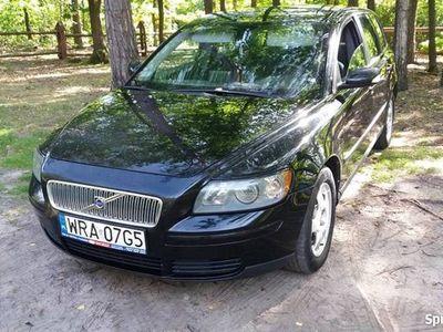 używany Volvo V50 2005r 1.6D 110KM *Bogate wyposażenie*