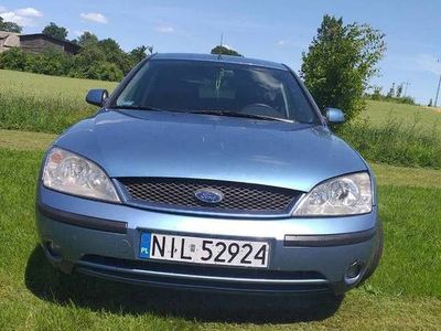 używany Ford Mondeo mk3 GHIA 2.0 z lpg