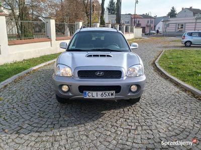 używany Hyundai Santa Fe 2.0 CRDI // sprawna klima //
