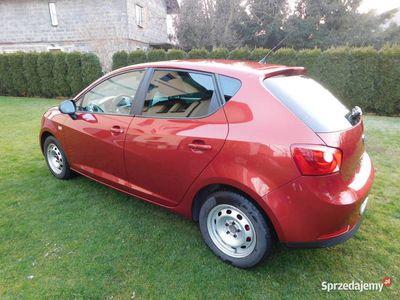 używany Seat Ibiza 1,4benzyna+lpg.