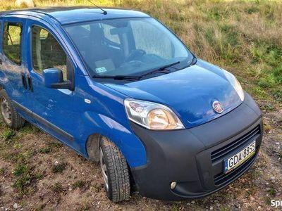 używany Fiat Qubo 2013 Diesel