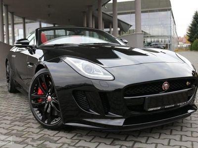 używany Jaguar F-Type 3.0 V6 s/c (380KM) S Convertible