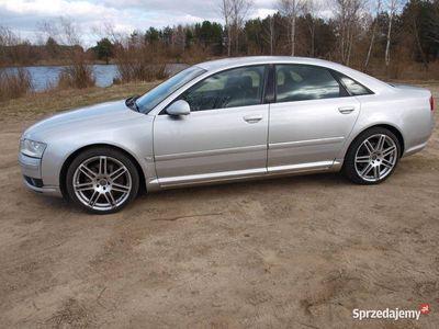 używany Audi A8 d3 4,2 v8 quattro lpg gaz zamiana