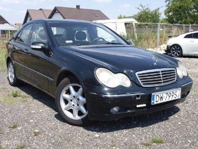 używany Mercedes C270 Klasa C W203Elegance, Automat