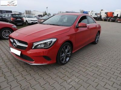 brugt Mercedes CLA220 Inny 2dm3 183KM 2017r. 21 812km Benz4-Matic Urban, 183 KM, FV 23%, Gwarancja!!