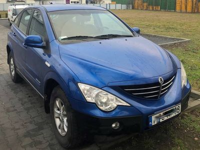 używany Ssangyong Actyon