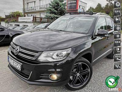 używany VW Tiguan 2dm 180KM 2011r. 217 000km