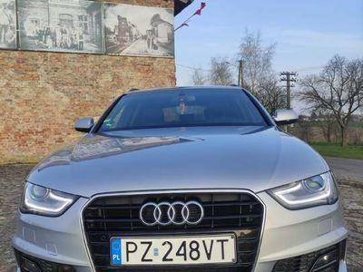używany Audi A4 b8 2015