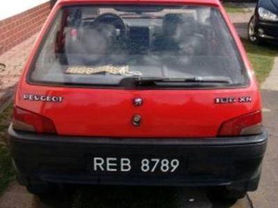 używany Peugeot 106 XN