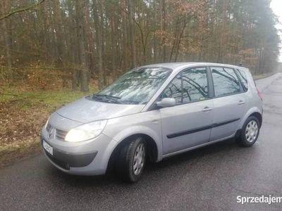 używany Renault Scénic LPG nowe OC na rok GWARANCJA PISEMNA