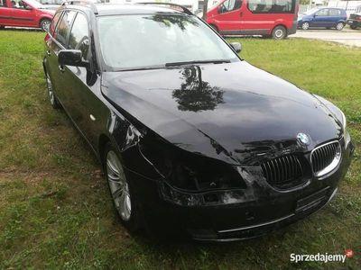 używany BMW 525 D TOURING 2008R PRZEBIEG 147500 SZWAJCAR