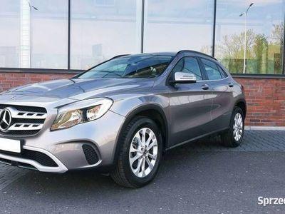 używany Mercedes GLA180 gwarancje fabryczna krajowy, serwisowany, f.vat 23%
