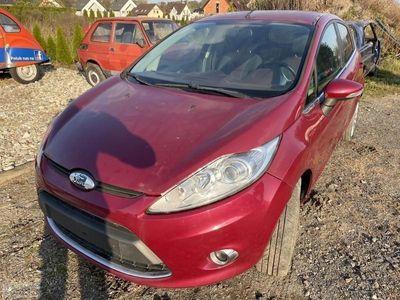 używany Ford Fiesta VI 1.6 TDCi DPF Titanium