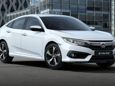 używany Honda Civic IX 1.5T i VTEC Elegance CVT