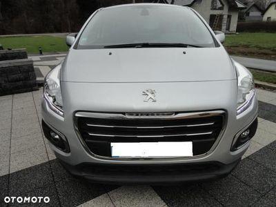 używany Peugeot 3008 I
