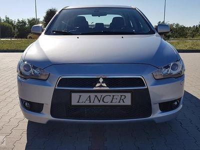 używany Mitsubishi Lancer VIII
