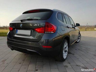 używany BMW X1 E84 Lift. Sport Line, Nawigacja, Bi xenon, Skóra