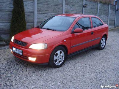 używany Opel Astra 1.6 2000r - WSZYSTKIE CZĘŚCI