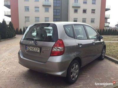 używany Honda Jazz 1.2 Bezwypadkowy Salon Polska Pierwszy Właściciel