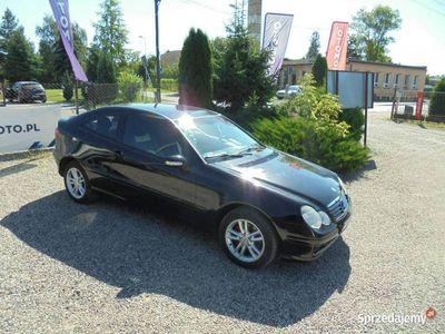 używany Mercedes C220 Auto zarejestrowane ,gaz sekwencyjny długo ważne opłaty!! W203 (2000-2007)