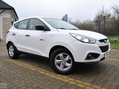 używany Hyundai ix35 1.7 CRDi Premium 2WD