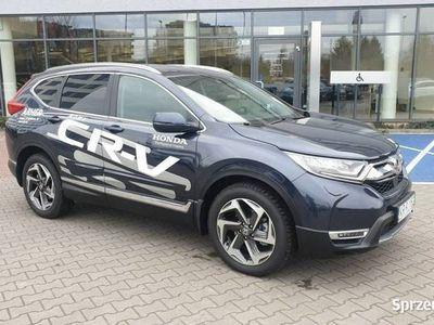 używany Honda CR-V CR-V Demo, Hybryda4x4 Executive 2.0 i-mmd benz 184KM e-CVT
