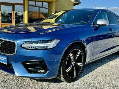 używany Volvo S90 R-DESIGN,190PS,Serwis ASO,Gwarancja II (2017-)