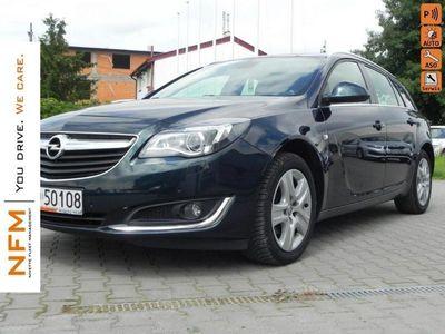 używany Opel Insignia 1,6 DTH S&S(136 KM) EDITION Xenon Salon PL Faktura VAT A (2008-2017)