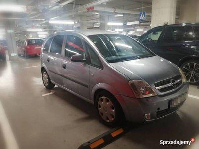używany Opel Meriva Cosmo skóry OC 12.2020.