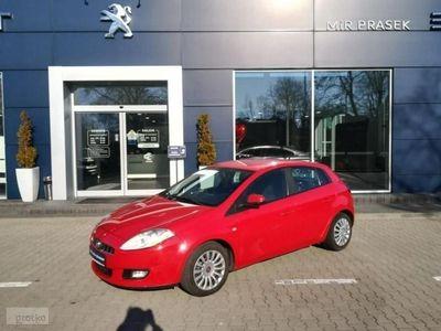 used Fiat Bravo 1.4dm3 90KM 2007r. 101 024km 16V Active 16V ABS ręczna klima.