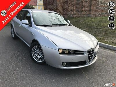 używany Alfa Romeo 159 1591,9 MJTD Automat Mały Przebieg OPŁACONY !!! I (2005-2011)