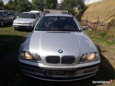używany BMW 318 e46kombi