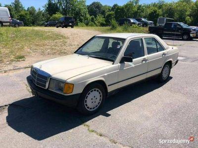 używany Mercedes 190 inny Klasyk -Benz D 2.5 89KM 1986