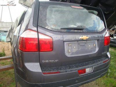 używany Chevrolet Orlando 2dm 163KM 2011r. 140 000km